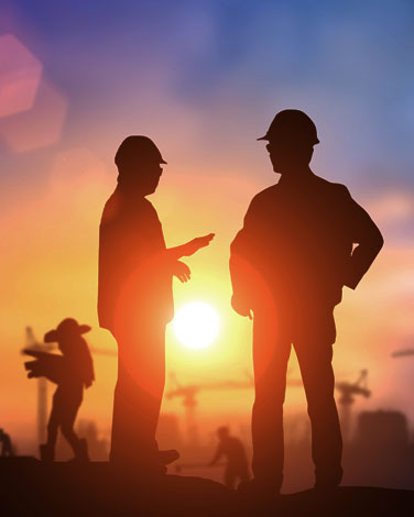 Risk management for the construction industry